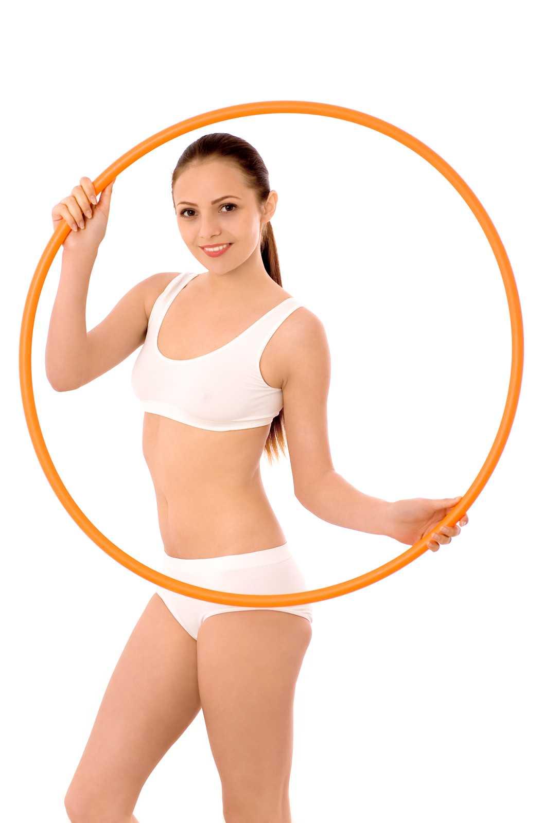 Сколько крутить обруч, чтобы похудеть и какой хулахупвыбрать для начинающих