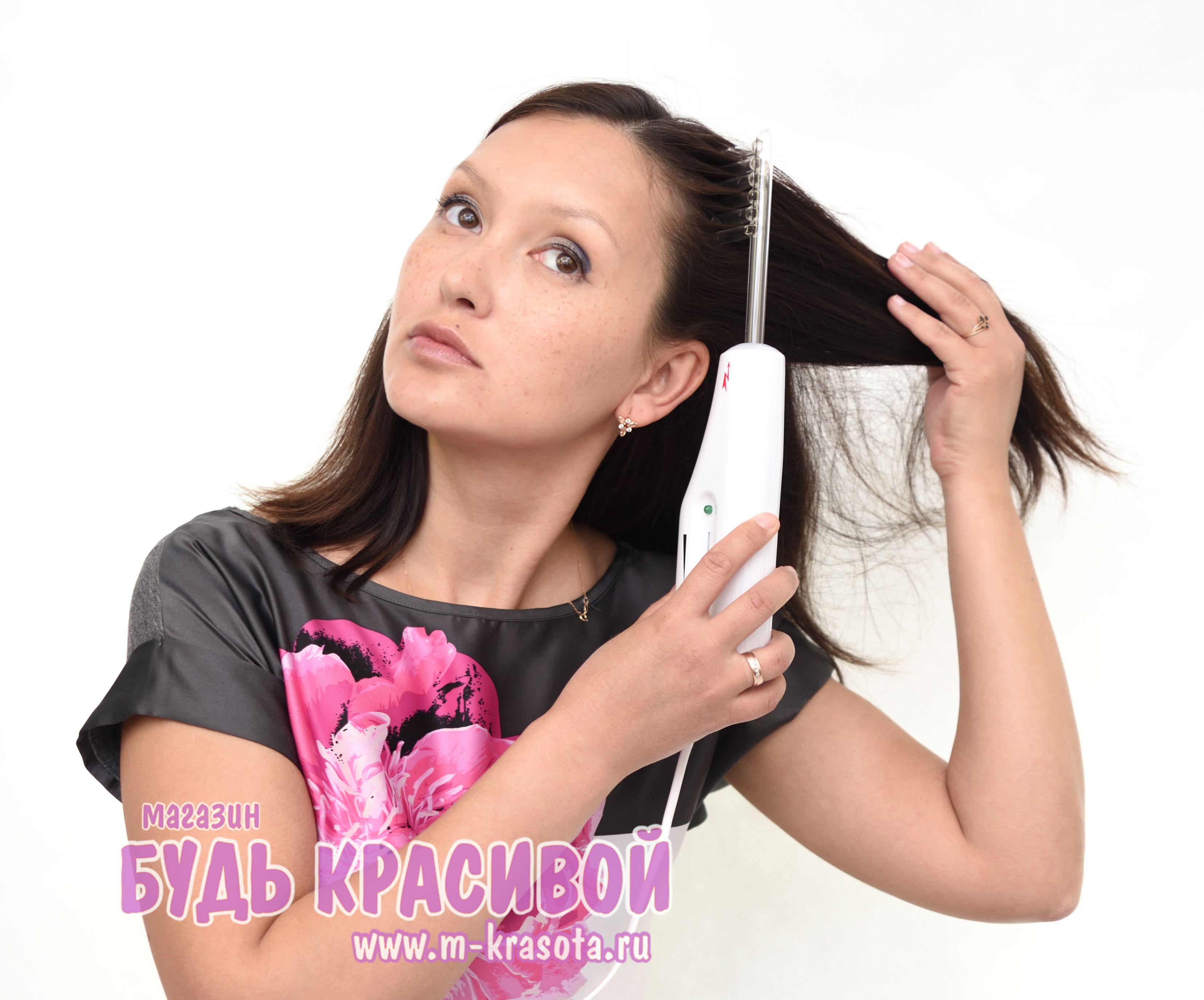 Дарсонваль против выпадения волос отзывы