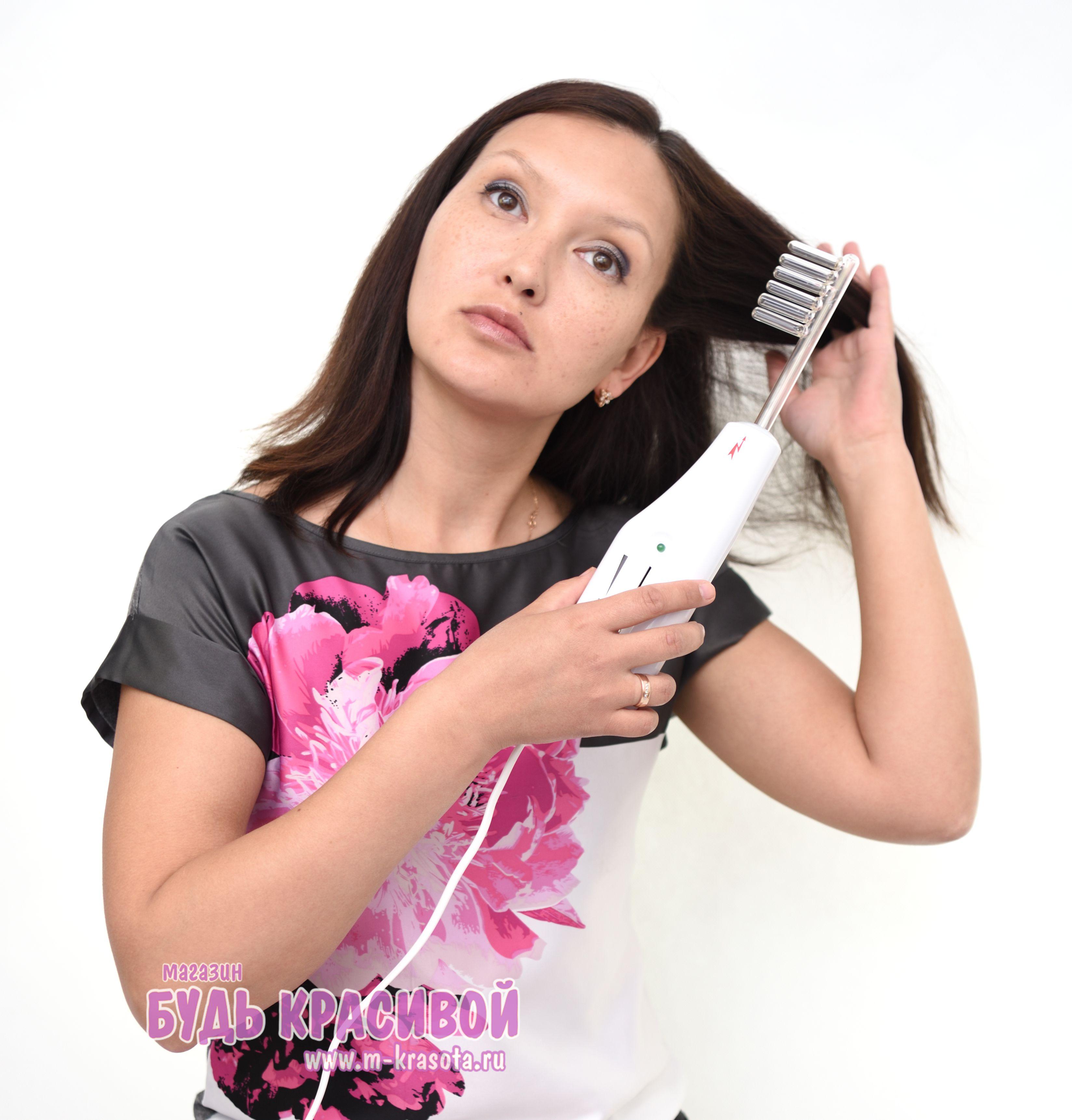 Терапия дарсонваль для волос